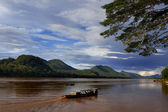 Mekong river — Stock Photo