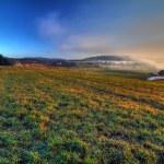Norwegian countryside — Stock Photo