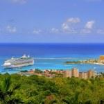 Jamaican view — Stock Photo