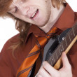 Male guitar player — Stock Photo #1177693