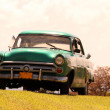 Old car in cuba — Stock Photo #1179742