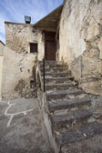 Old stair — Stock Photo