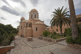 Church in crete — Stock Photo