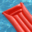 Mattress in pool — Stock Photo #1180891