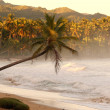 Sunset in dominican — Stock Photo #1249702