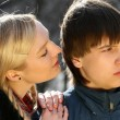 Young love couple — Stock Photo #1607989