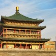 Ancient pagoda in Xian - Foto Stock