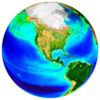 North America — Stock Photo #1487098