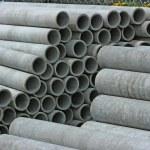 Plumbing pipe — Stock Photo