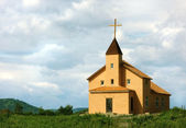 Country church — Stock fotografie