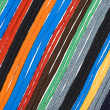 Colorful shoelaces background — Stock Photo #1531075