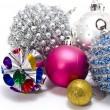 Christmas balls — Stock Photo #1531459
