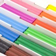 Colorful plasticine set - Stock Photo