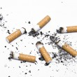 Cigarette butts — Stock Photo #1557907