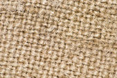 Sackcloth material background — Stock Photo