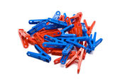 Clothes-pegs — Stock Photo