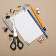 Office tools — Stock Photo