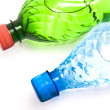 Bottles of water — Stock Photo #1594725