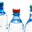 Bottles of water — Stock Photo