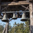Bell belfry — Stock Photo