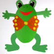Royalty-Free Stock Photo: Frog