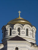 Vladimir cathedral — Stock Photo