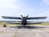 Plane AN-2 — Stock Photo
