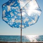 Beach umbrella — Stock Photo #1247464