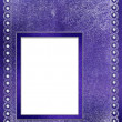 Royalty-Free Stock Photo: Frames for photo on winter background