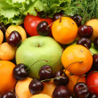 Ripe fruit — Stock Photo #1192564