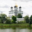 Ancient monastery in Russia — Stock Photo #1393421
