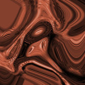 Background chocolate — Stock Photo