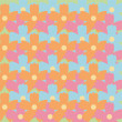 Royalty-Free Stock Imagen vectorial: Flower background