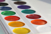 New watercolors — Stock Photo