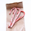 Candy canes — Stock Photo