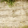 Wooden texture frame — Stock Photo