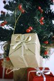 Thema weihnachten — Stockfoto