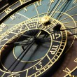 Astronomical clock in Prague — Stock Photo #1168315