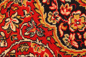 Colorful abstract carpet texture — Stock Photo