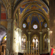 Santa Maria sopra Minerva cathedral - Stock Photo