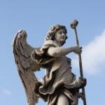escultura del ángel Bernini en Roma — Foto de Stock