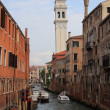 Cityscape of Venice - Stock Photo