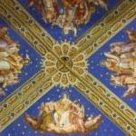 Santa Maria sopra Minerva cathedral — Stock Photo