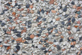 Stone pebble texture — Stock Photo