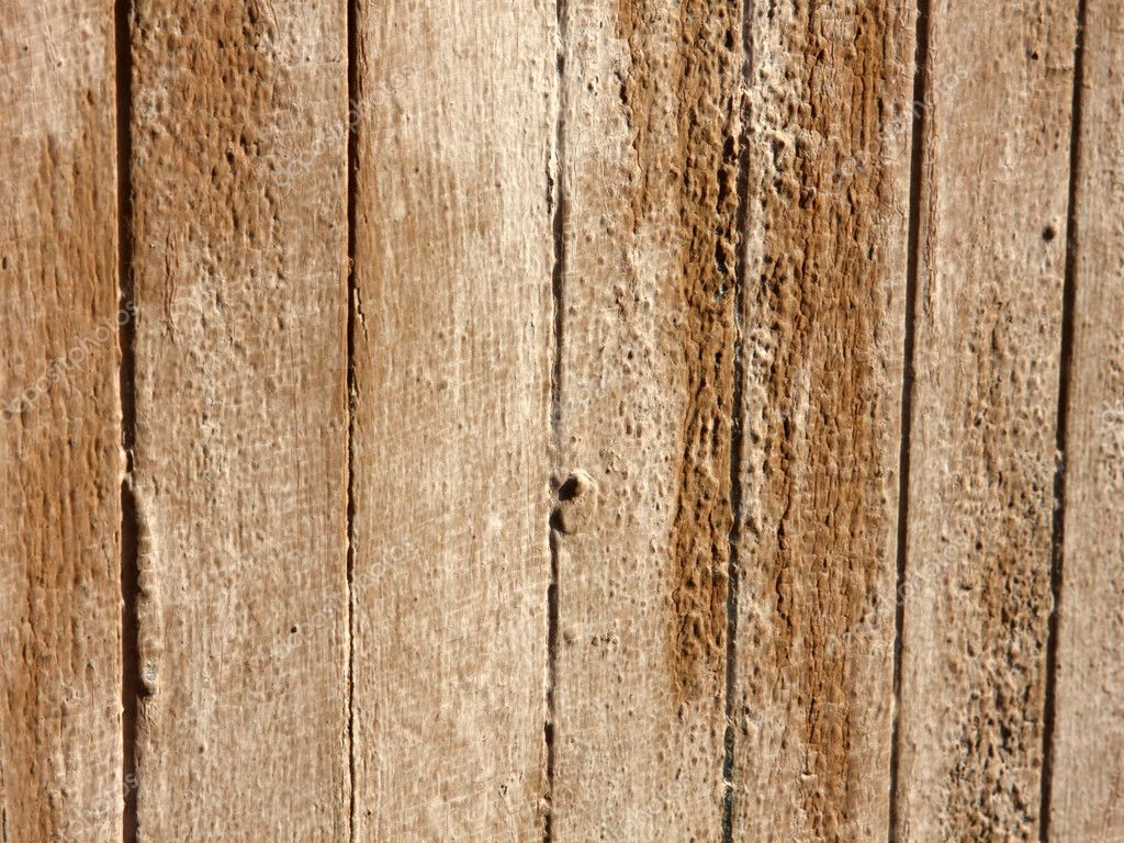 Old natural damaged wood wall texture with cracks — Stock Photo #1217180