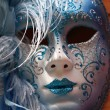 traditional colorful venice mask — Stock Photo #1233629