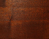 Dark lacquered wood texture — Stock Photo