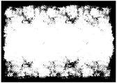 Grunge background texture vector illustr — Stock Vector