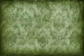 Vintage background from old wallpaper — Stock Photo