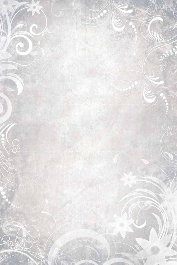 Gray christmas background with frosty pattern — Stock Photo #1439004